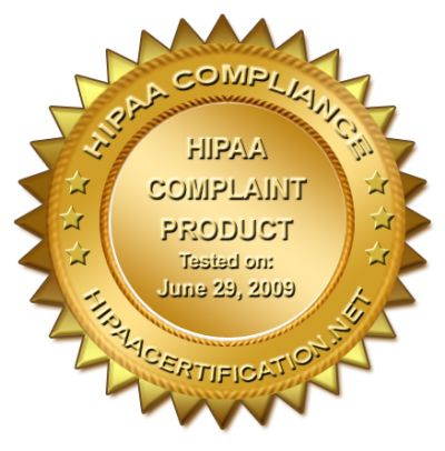 HIPAA Compliant Product
